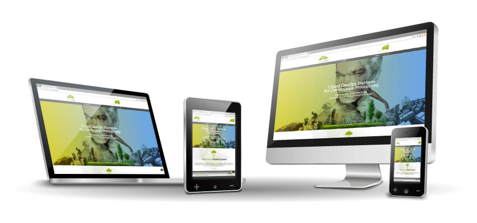 WordPress Deluxe. Referencias. everis Cloud. Website comercial. Responsive
