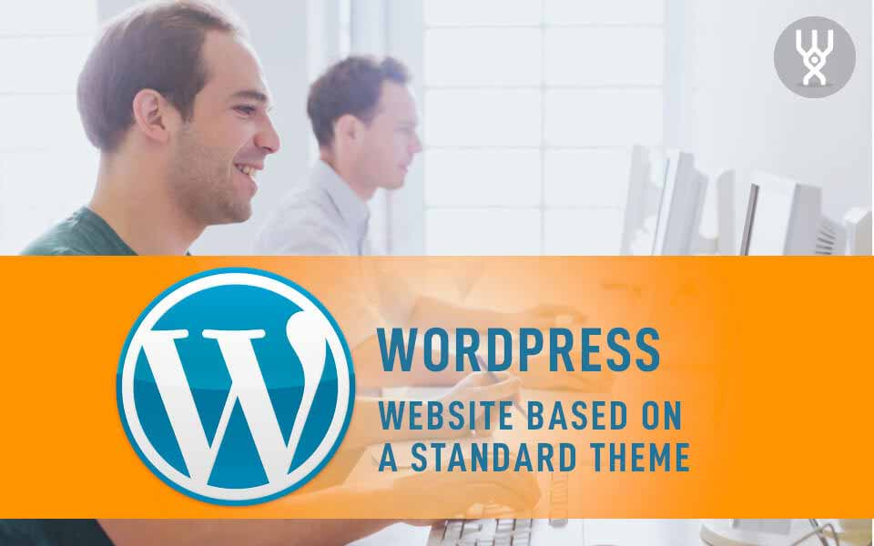 WordPress Deluxe. Servicios frecuentes. Website a partir de tema